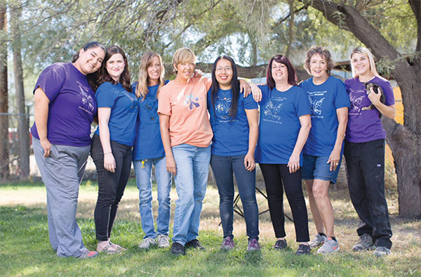 Feature Story: Getting Another Chance: Pima Paws For Life