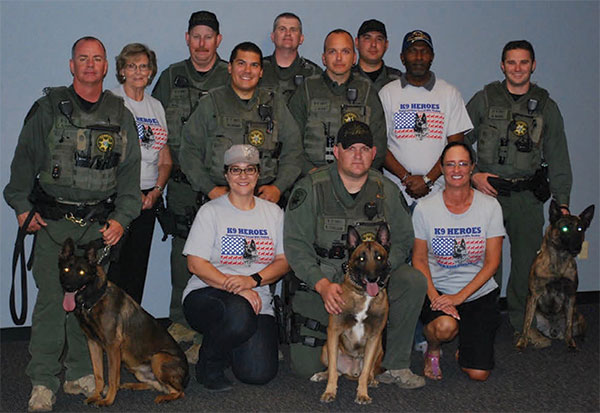 Feature Story: Barbara Bridges: A Champion for Dogs and Founder of K9 Heroes