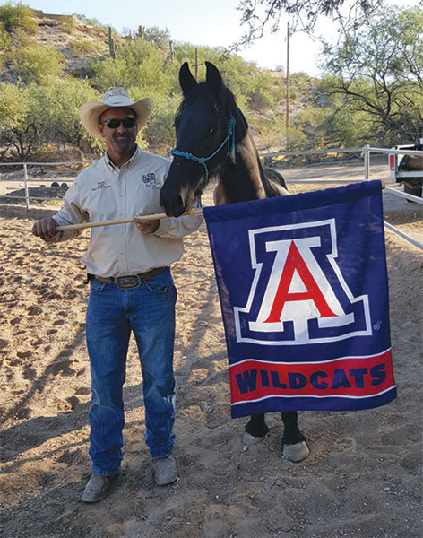 Horsin' Around: Therapeutic Ranch for Animals and Kids (TRAK)