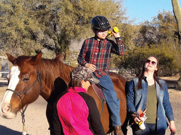 Horsin' Around: Angels in Autism: Healing the Hearts of Humans and Horses