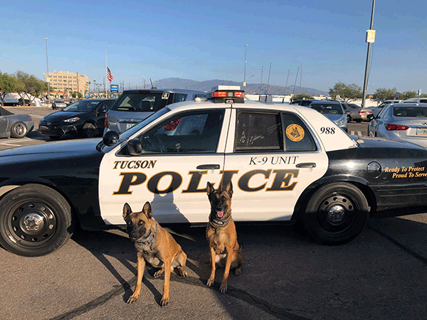 Special Feature: Leader of Tucson Police Department K9 Unit Makes Positive Changes