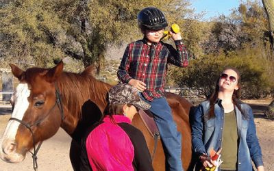 Angels in Autism: Healing the Hearts of Humans and Horses