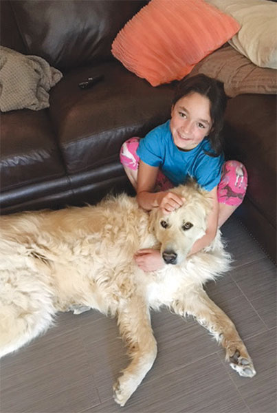 Kids and Animals: Harper Culliney: A Born Animal Lover