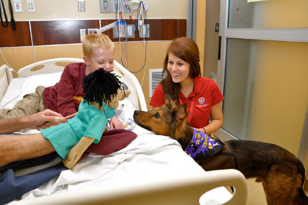 Cover Story: Profiling Pet Partners of Southern Arizona