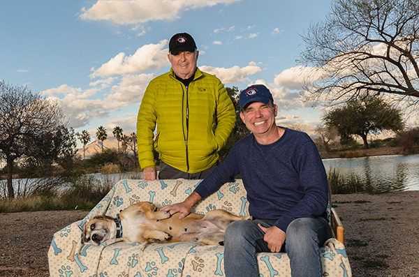Cover Story: Tucson Rescue Now – From the Kennel to the Couch