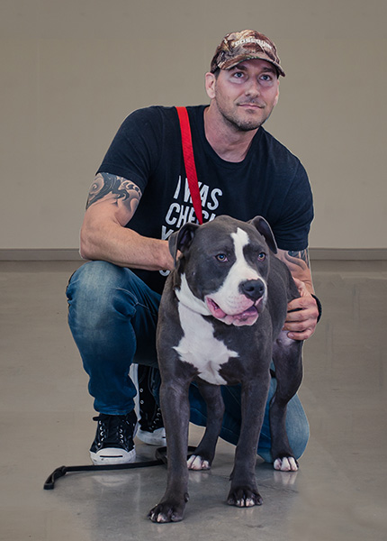 Celebrity Dog Trainer Brandon McMillan Takes Time Out to Help Tucson Dogs