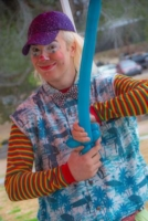WOOFstock-Pic-24---Fun-and-talented-Balloon-Twister-doiing-his-magic